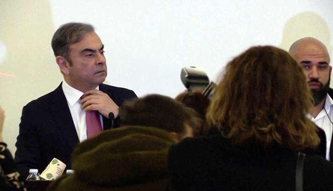 14 milyon doları yakan Carlos Ghosn, emeklilik parasının peşinde