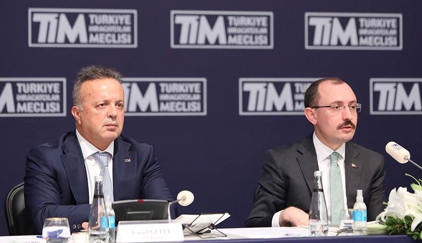 Ticaret Bakanı Muş'tan ihracatçılara müjde: 5 Milyar 250 Milyon TL destek
