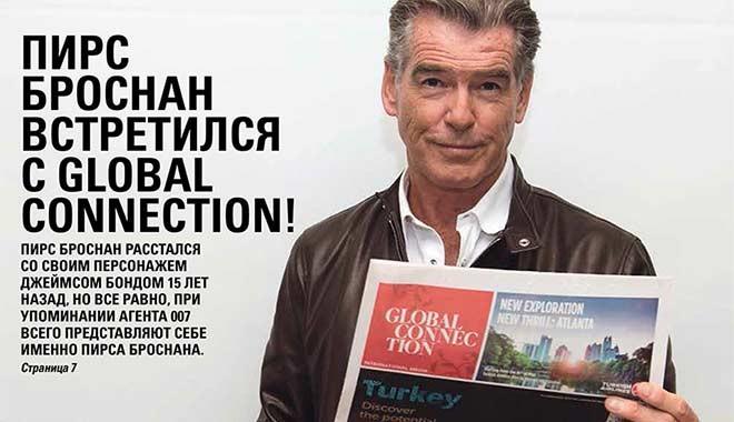 Türkiye'yi Ruslara James Bond tanıtacak