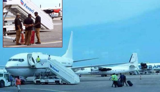 Uçakta ele geçirilen 9,6 milyon dolar nakit para kimin?
