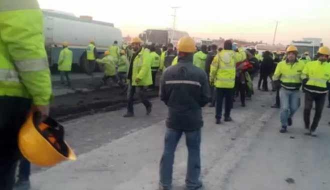 Bakanlık: Üçüncü havalimanı inşaatında 400 değil 27 işçi hayatını kaybetti