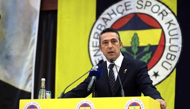 Ali Koç: Sevgili Fenerbahçeliler, transfer listemizi belirledik