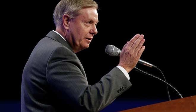 Graham çark etti: Trump'ın Suriye politikasıyla tarihi çözümler mümkün