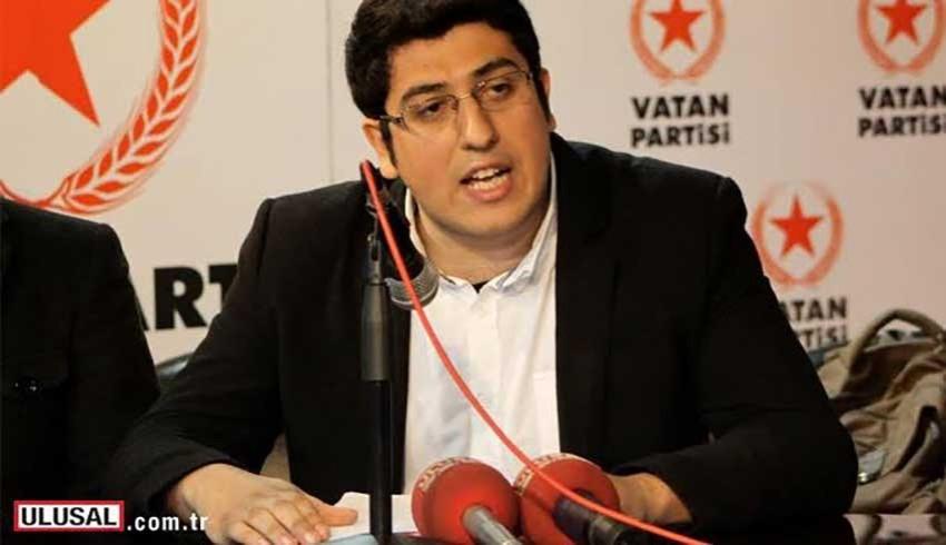 Vatan Partisi'nde taciz skandalı! 19 tane kirli iç çamaşırı çalmış