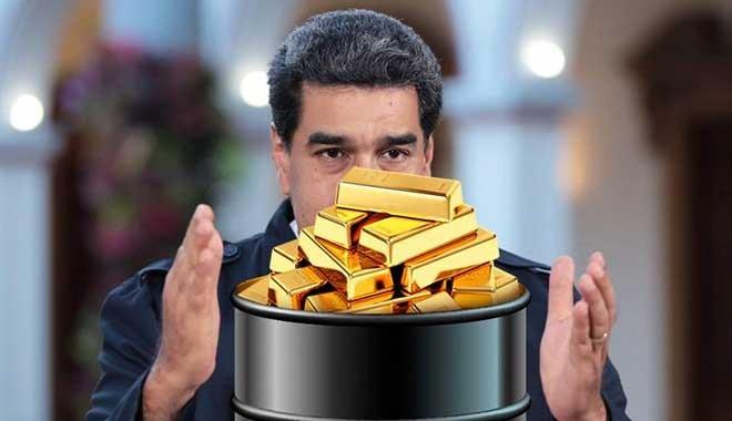 Venezuela muhalefeti: Maduro hükümeti izinsiz olarak Türkiye ve BAE'ye 73 ton altın sattı