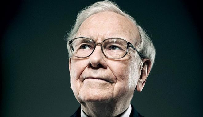 ABD'li milyarder Buffett: Hepimiz dominoyuz ve birbirimize çok yakınız