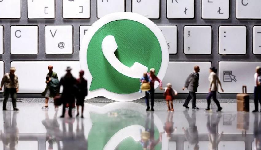 WhatsApp'a kendini yok eden fotoğraflar geliyor