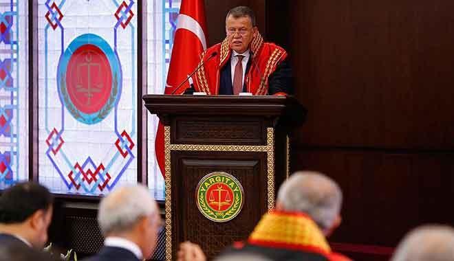 İsmail Rüştü Cirit yeniden Yargıtay Başkanlığı'na seçildi