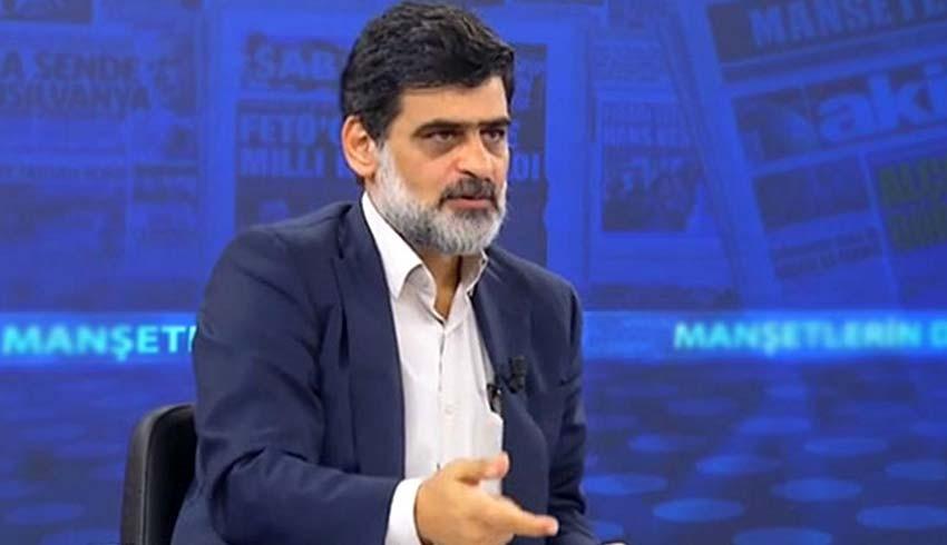 Yeni Akit Yazı İşleri Müdürü: Hamzaçebi'nin şikayeti sonrasında, dün itibari ile bana 1 yıl 8 ay hapis cezası verildi