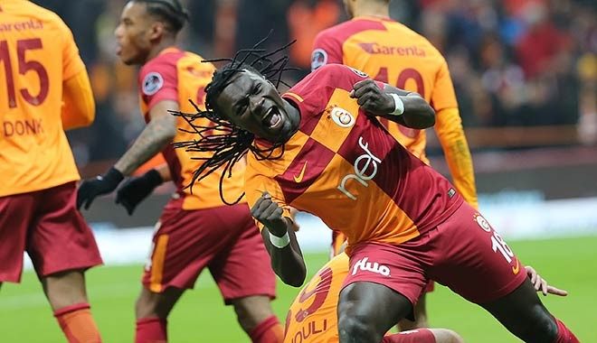 Yeni lider Galatasaray....