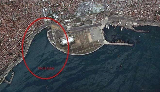 Yenikapı'ya kruvaziyer limanı ihalesi