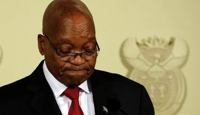 Yolsuzluk sonunu getirdi: Güney Afrika Devlet Başkanı Zuma, istifa etti