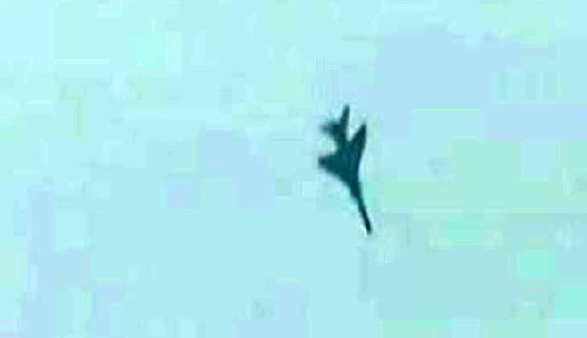 Yunan savaş jeti düştü, Türk jetlerini suçladılar...