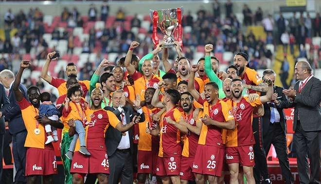 Ziraat Türkiye Kupası'nın sahibi Galatasaray oldu