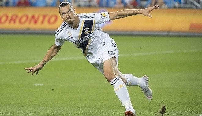 Zlatan Ibrahimovic: '50 yaşına kadar oynayabilirim'