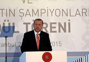Erdo�an'dan koalisyon a��klamas�