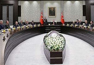 Cumhurba�kan� Erdo�an'dan MGK yarg�s�