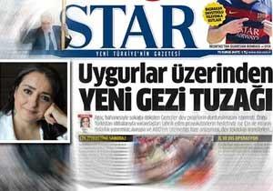 Star Gazetesi'ne zaman ayarl� bomba