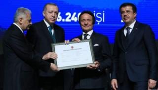 Erdoğanın işaret ettiği Vestelden açıklama: Daha iyi ürünler yapacağız 97