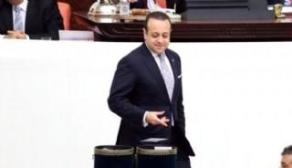 Image result for Meclis oturumunda gündem dışı söz alan CHP Bolu Milletvekili Tanju Özcan, AB eski Bakanı Egemen Bağış'ın KKTC vatandaşı olması ile ilgili çarpıcı bir iddia ortaya attı.