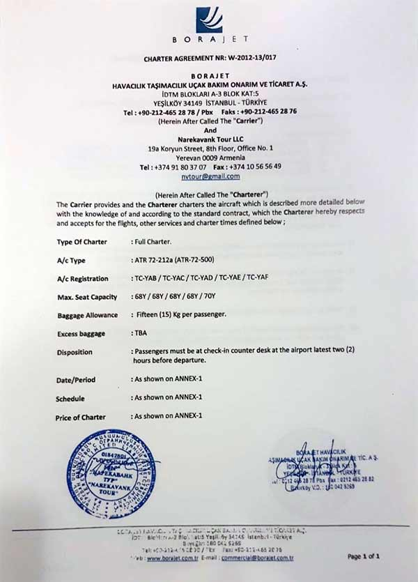 Slot Charter Agreement Wiki Tendliquidate